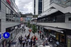 Centrum Stockholmu - Hötorget