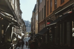 Centrum Stockholmu - Gamla Stan